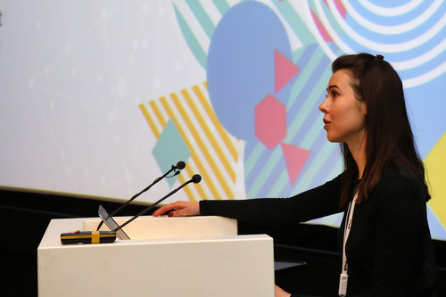 Speaker at Data Tech