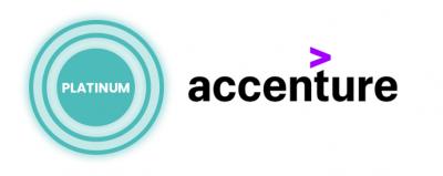 Platinum sponsor Accenture
