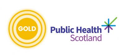 Gold sponsor Public Health Scotland